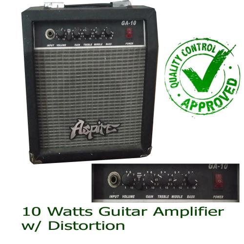 small resolution of guitar amplifier aspire 10watts ga 10 with overdrive alternative brand to global