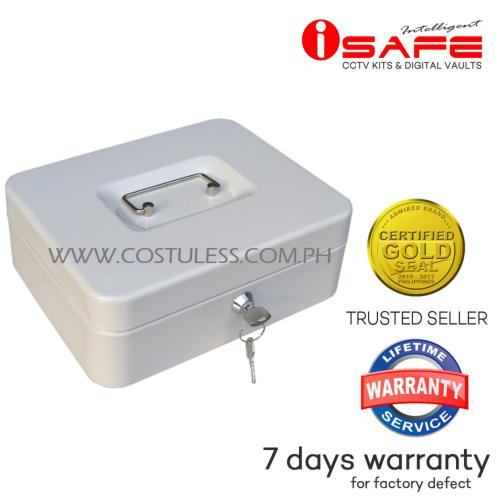 small resolution of isafe cb m medium steel cash box beige