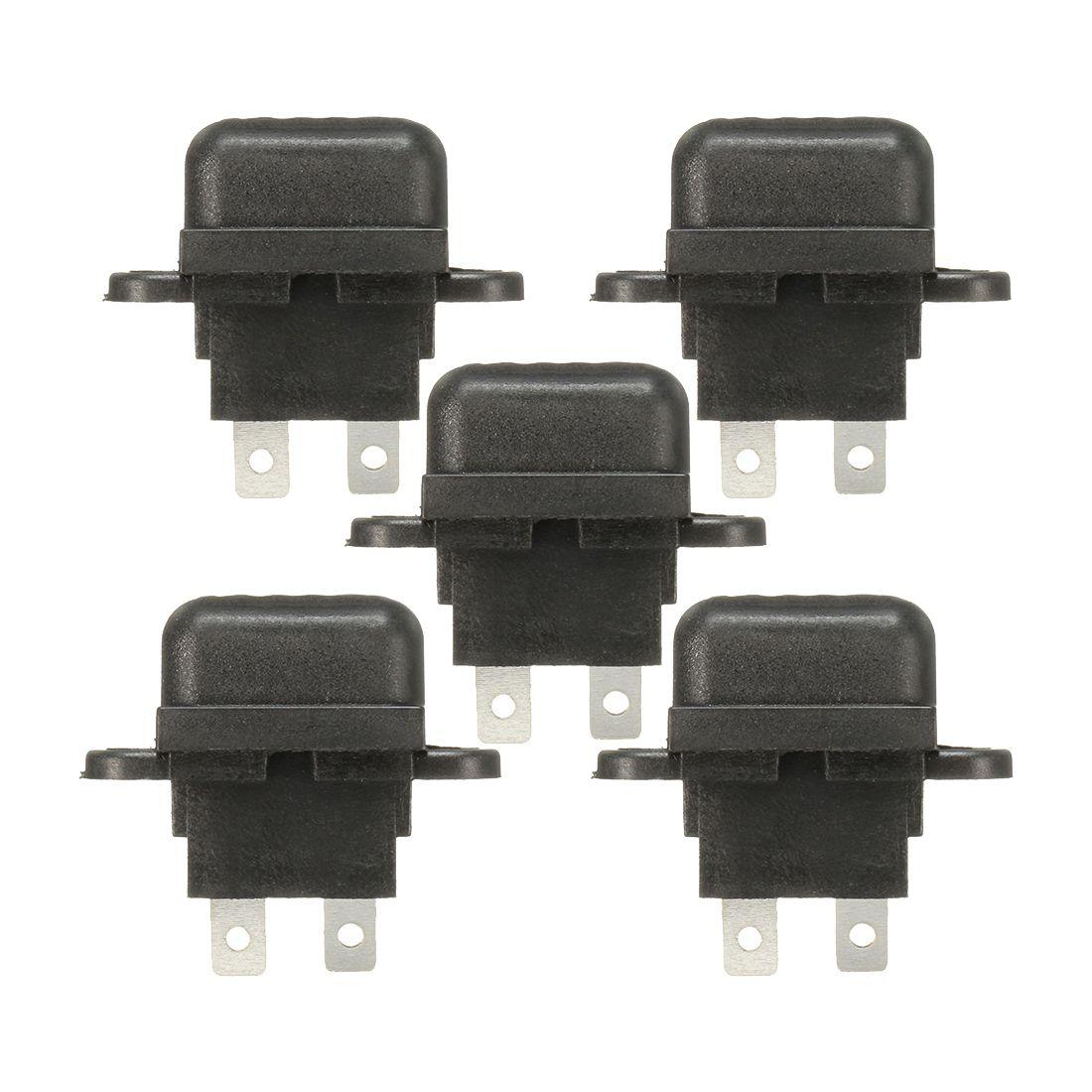 hight resolution of 5pcs 30a amp auto blade standard fuse holder box for car boat truck with cover