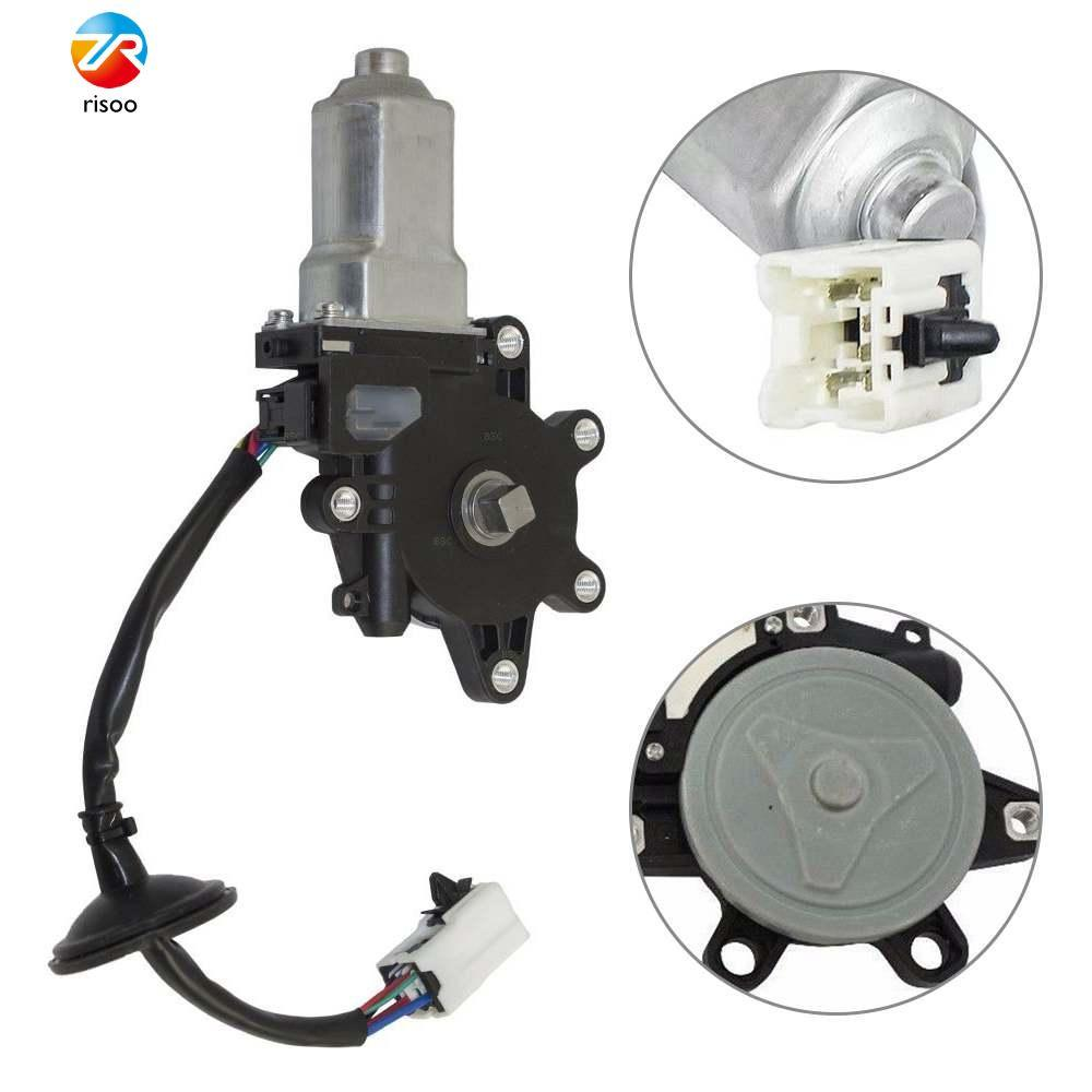 medium resolution of front left power window lift motor 80731 cd00a for nissan 350z infiniti g35 intl