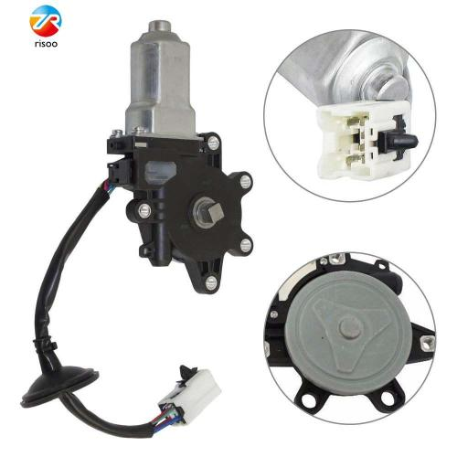 small resolution of front left power window lift motor 80731 cd00a for nissan 350z infiniti g35 intl