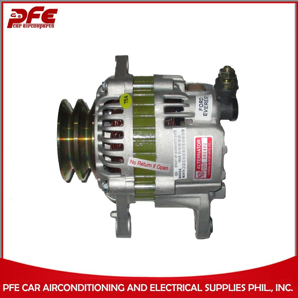 hight resolution of car alternator for ford everest 75a