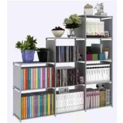 Living Room Furniture For Sale Blue And Green Color Scheme Prices Brands Review Quality Home Adjustable Bookcase Storage Bookshelf With 9 Book Shelves Grey
