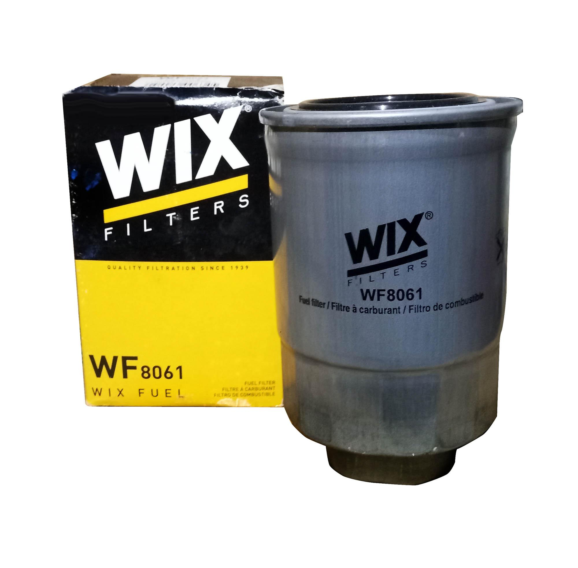 hight resolution of wix fuel filter wf8061 for mitsubishi montero sport triton di d 2006 11