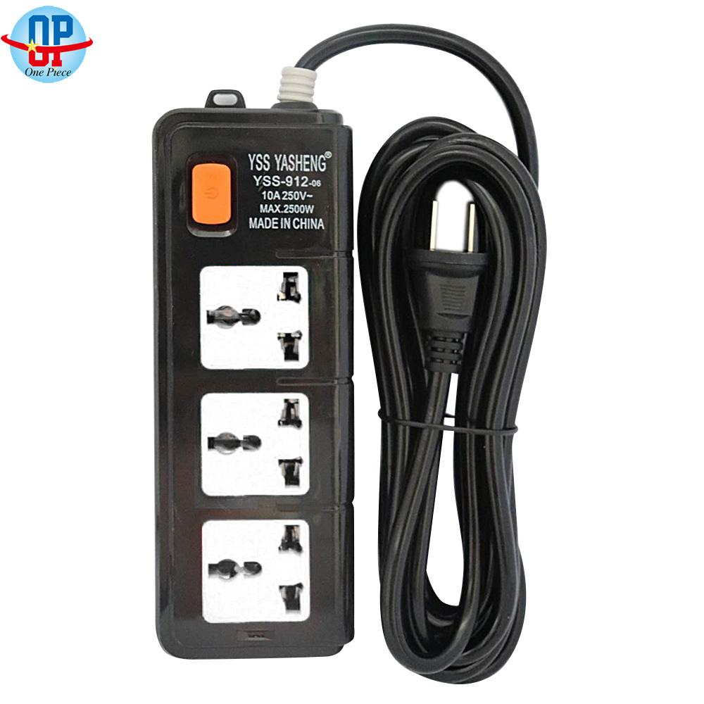 hight resolution of yss 912 06 electric outlet extension cord 4 meter
