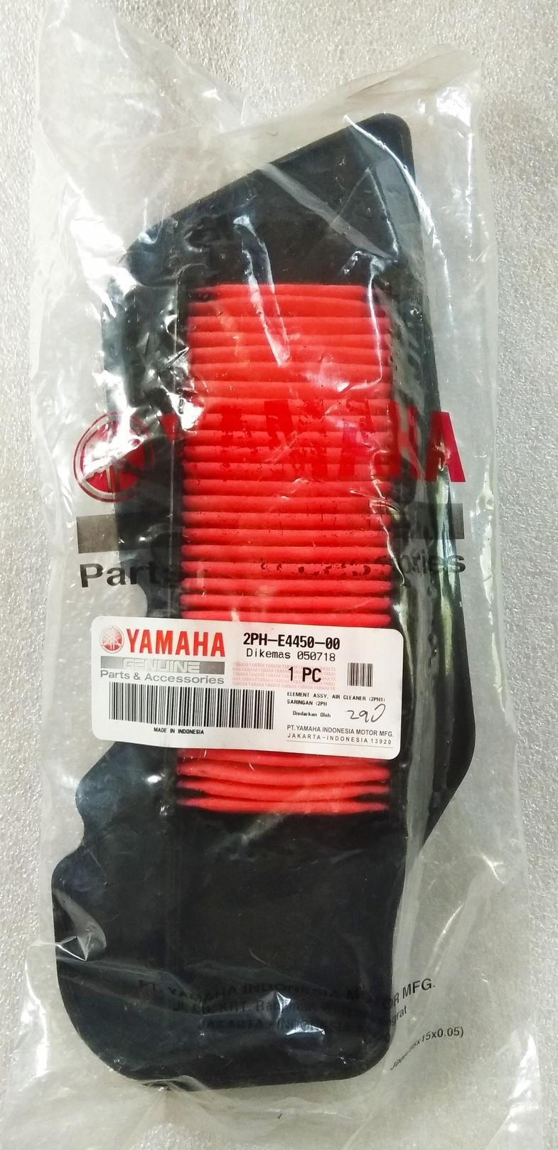 hight resolution of original yamaha air filter for mio i 125 mio soul i 125