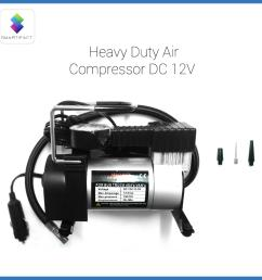 heavy duty air compressor dc 12v smartifact  [ 1920 x 1920 Pixel ]
