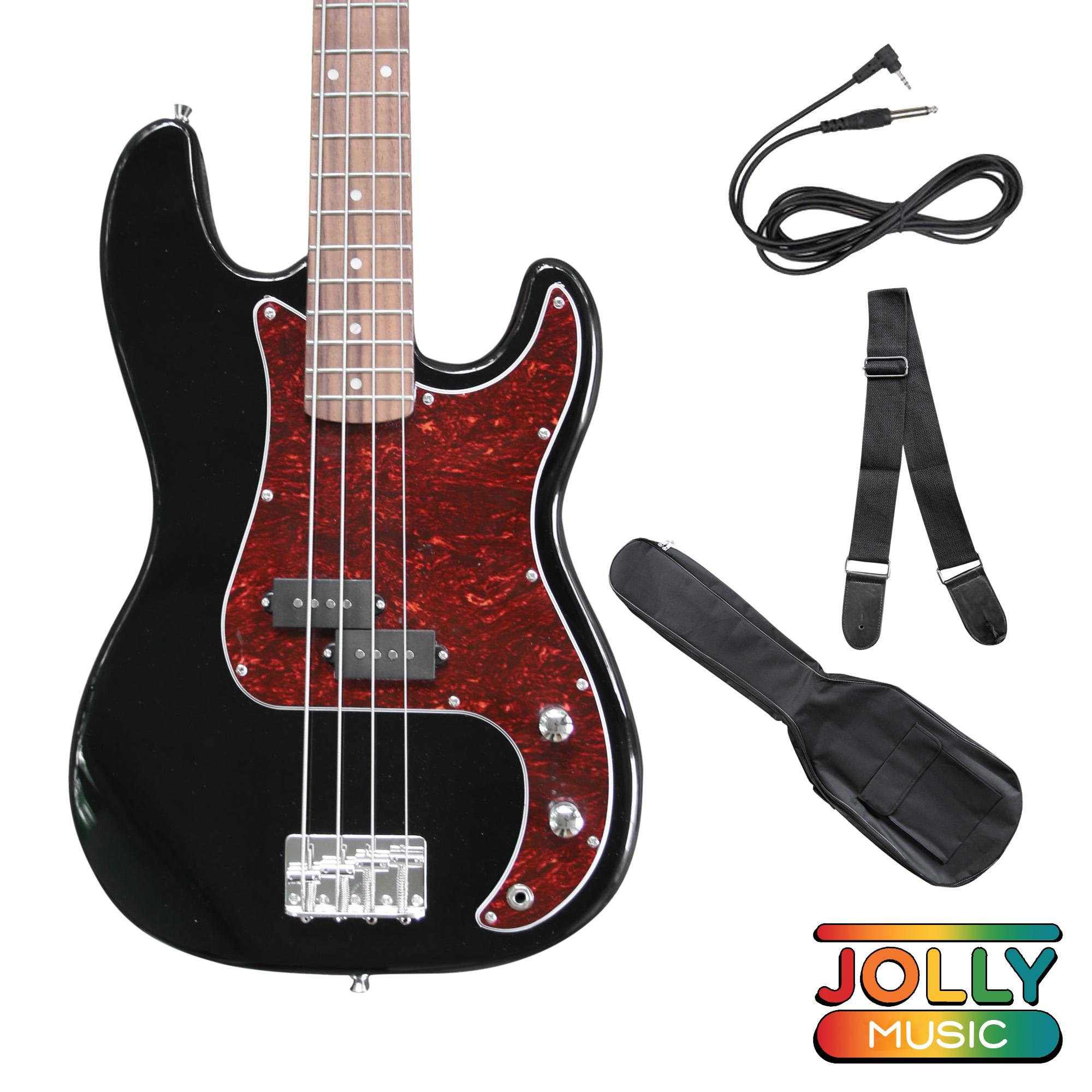 hight resolution of deviser pb electric bass guitar with cable strap and gigbag