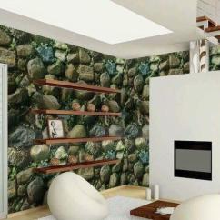 Wallpaper Living Room Wall Small Rooms Ideas Home For Sale Decor Prices Brands Review In 10meter By 45cm Diy Self Adhesion