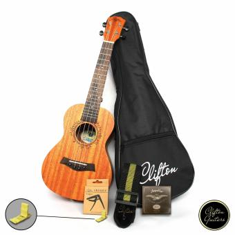 Clifton CUK-520 Concert Ukulele w/ free accessory set and bag
