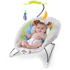 vibrating chair baby indoor dining pads multifunctional musical rocking bouncer electric swing green blue philippines