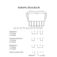 Power Window Fort Universal 12v Dc Led Boat Light Wiring Diagram Philippines 20a Auto Car Switch 5 Pin On Off Spstrocker