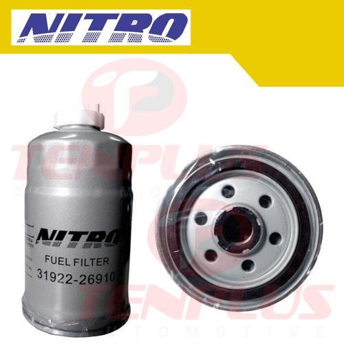 small resolution of nitro fuel filter hyundai starex crdi 02 06 sorento 03 06