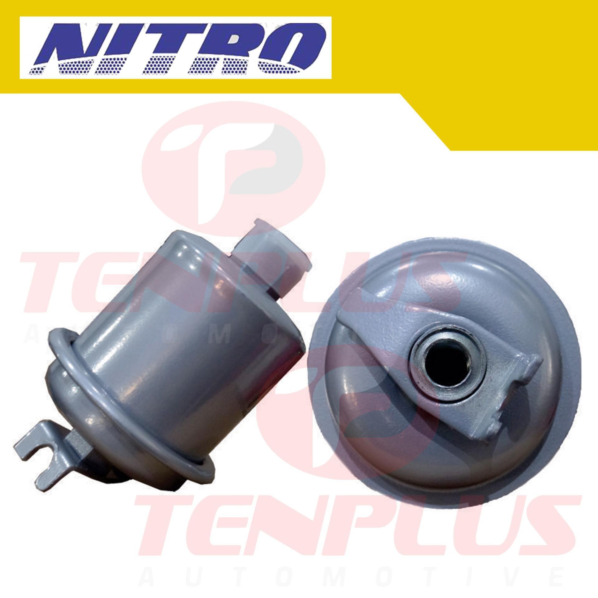hight resolution of nitro fuel filter honda vtec civic crv 97 00