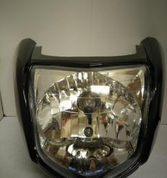 honda tmx supremo headlight assy replacement [ 1001 x 1334 Pixel ]