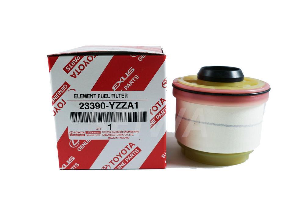 medium resolution of genuine toyota auto parts fuel filter 23390 yzza1 for toyota innova
