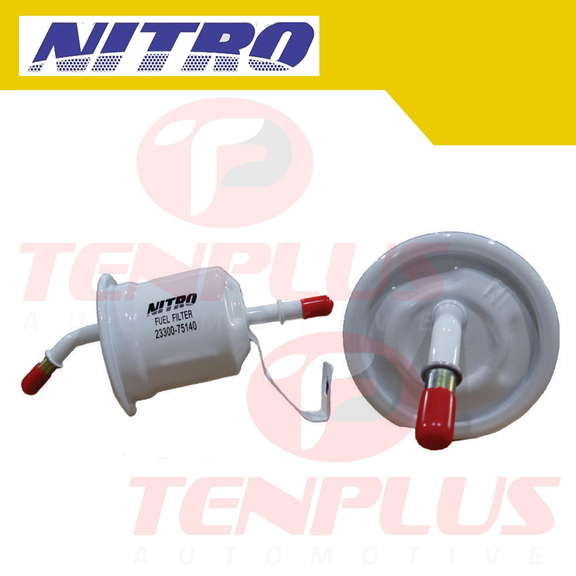 hight resolution of nitro fuel filter toyota innova hilux fortuner and hi ace 2005 2011