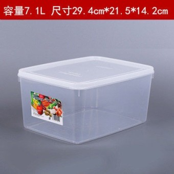 storage box chair philippines folding rental vancouver royalty 3d fruit watermelon price plastic vegetable sealed kitchen accessories food dispensers