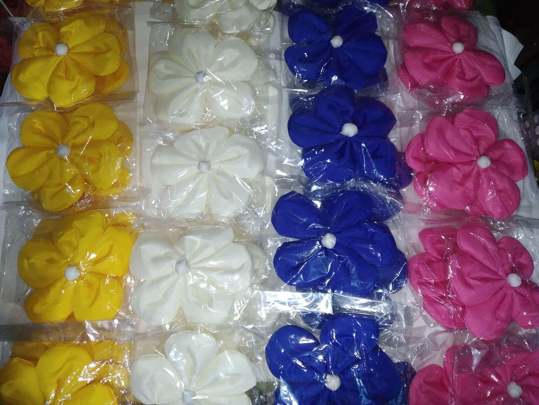 2 pcs pantali sa kurtina flower curtain tie back home decor draperies curtains