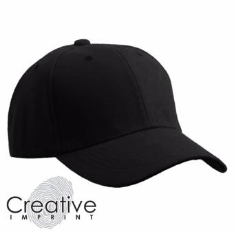 Creative Imprint Plain Baseball Cap