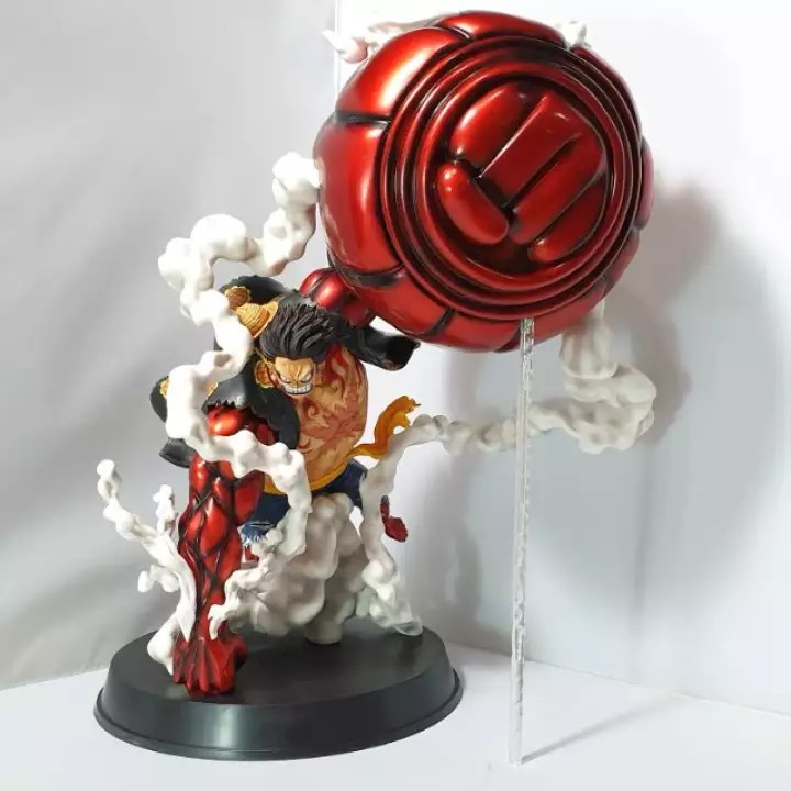 He is the founder and captain. One Piece 50cm Monkey D Luffy Gk Gear Fourth Action Figure Lazada Ph