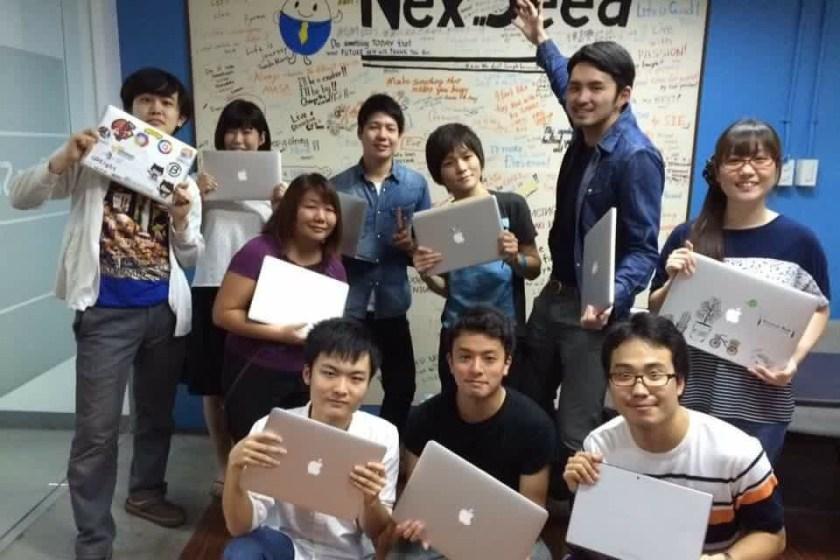 プログラマを育てるIT留学を行うネクシードの卒業生