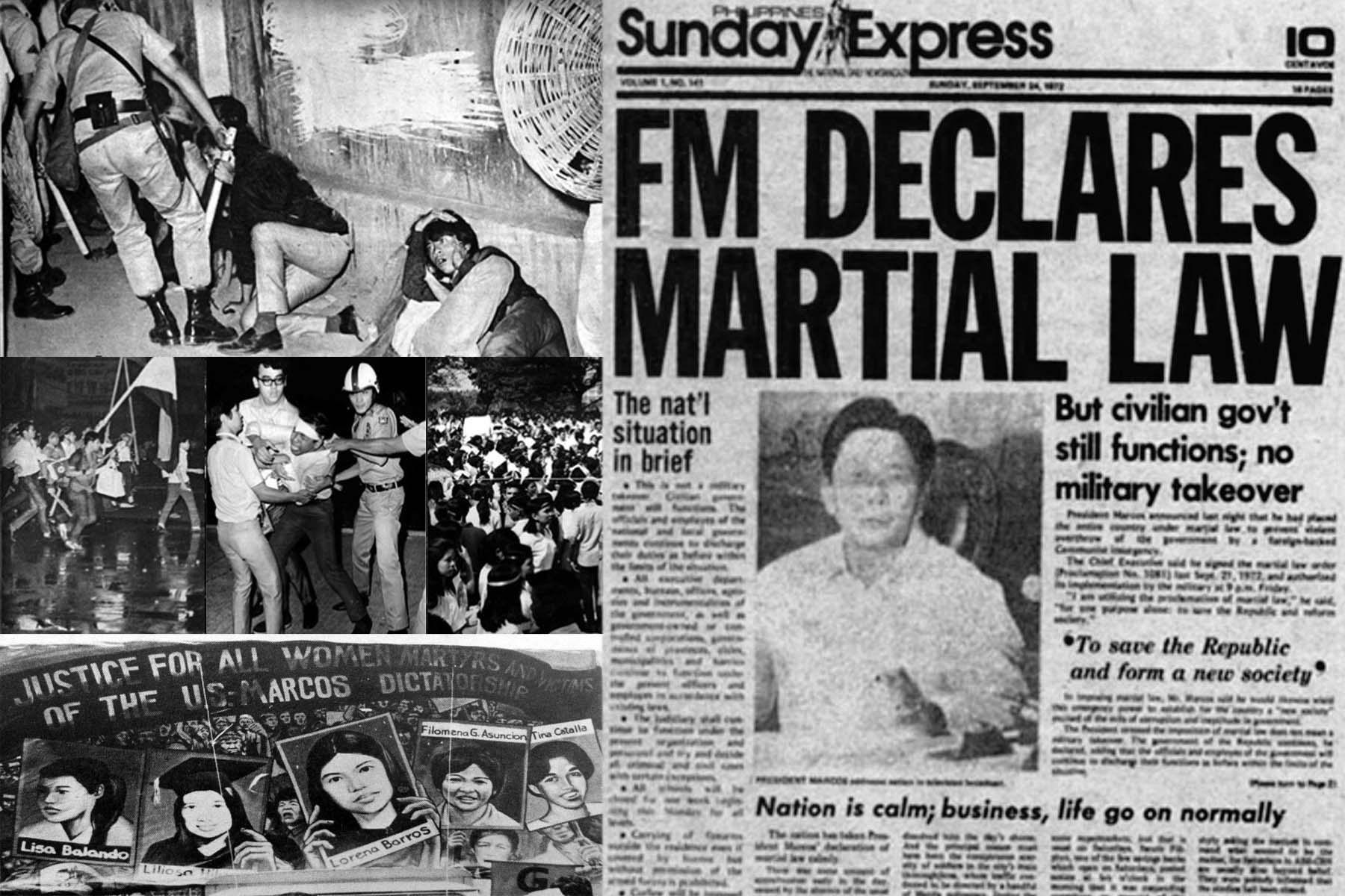 Ano Ang Ginawa Ni Marcos Sa Mga Taong Pinaghihinalaang