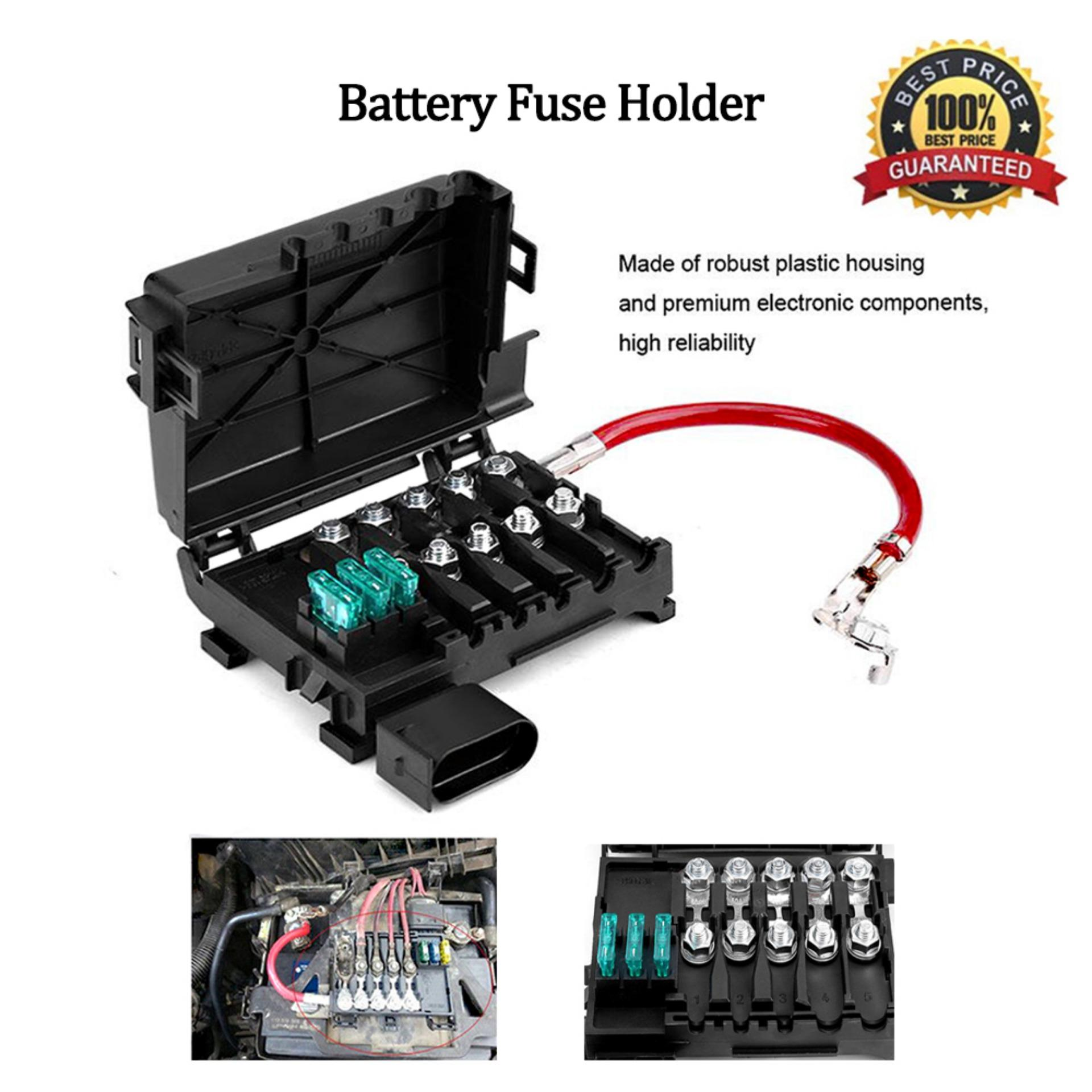 hight resolution of battery fuse box car battery fuse box holder terminal for vw jettaproduct details of battery fuse