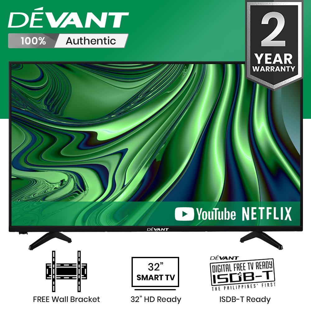 medium resolution of devant 32 inch screen smart hd ready led tv 32ltv900 with free wall bracket