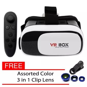 vr box goggles virtual