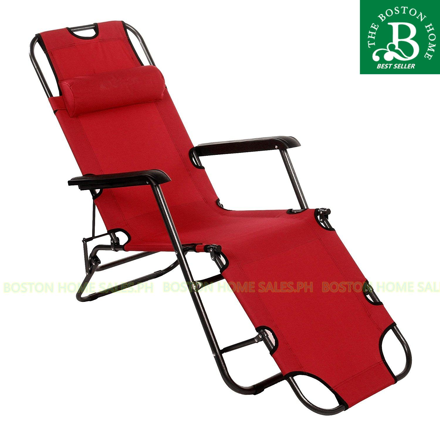 Folding Sleeping Chair Boston Home Outdoor Indoor Portable 2in1 Folding Chair Recliner Sleeping Loung Lounge Chair Reclining Chair Full Sleeper Chair With Headrest