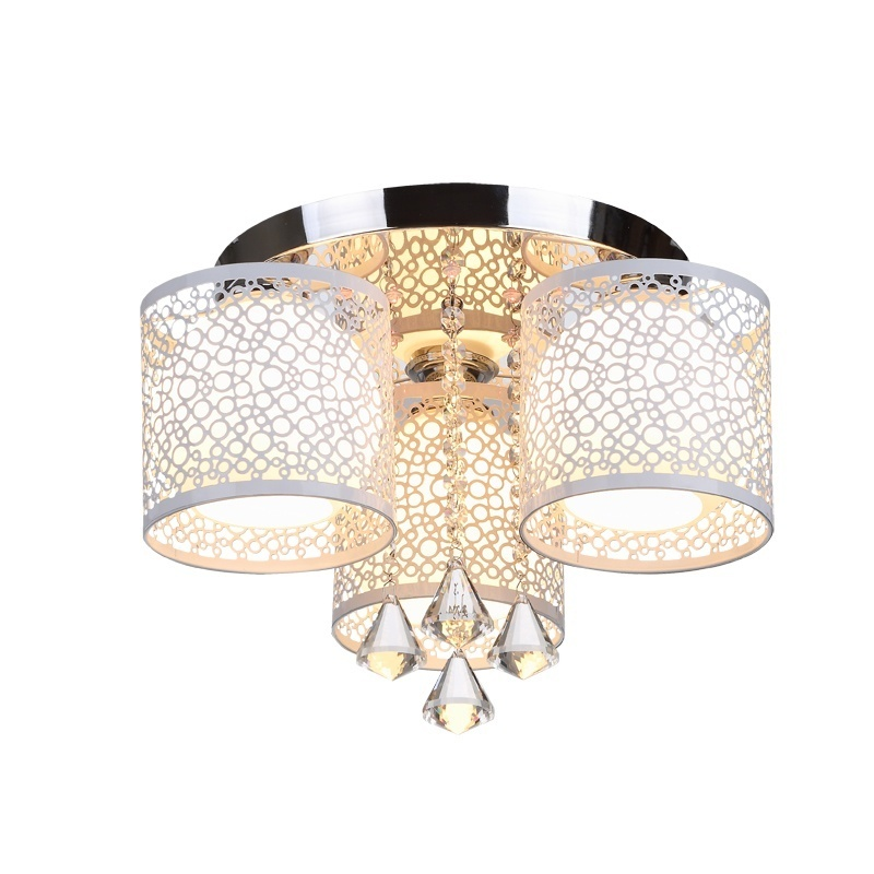ceiling lights for living rooms room books sale chandelier prices brands review led modern crystal wrought iron light creative wedding bedroom