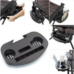 Cup Holder Tray For Zero Gravity Chair Walmart Table And Chairs Kids Niceeshop Versatile Utility Clip On Recliner Water