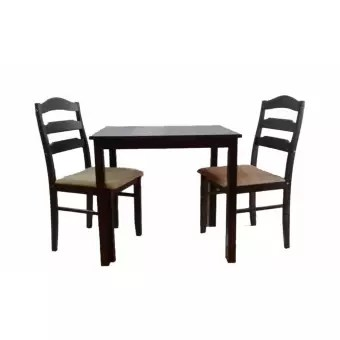 2 seater kitchen table set storage cabinets ikea starter dining wenge lazada ph