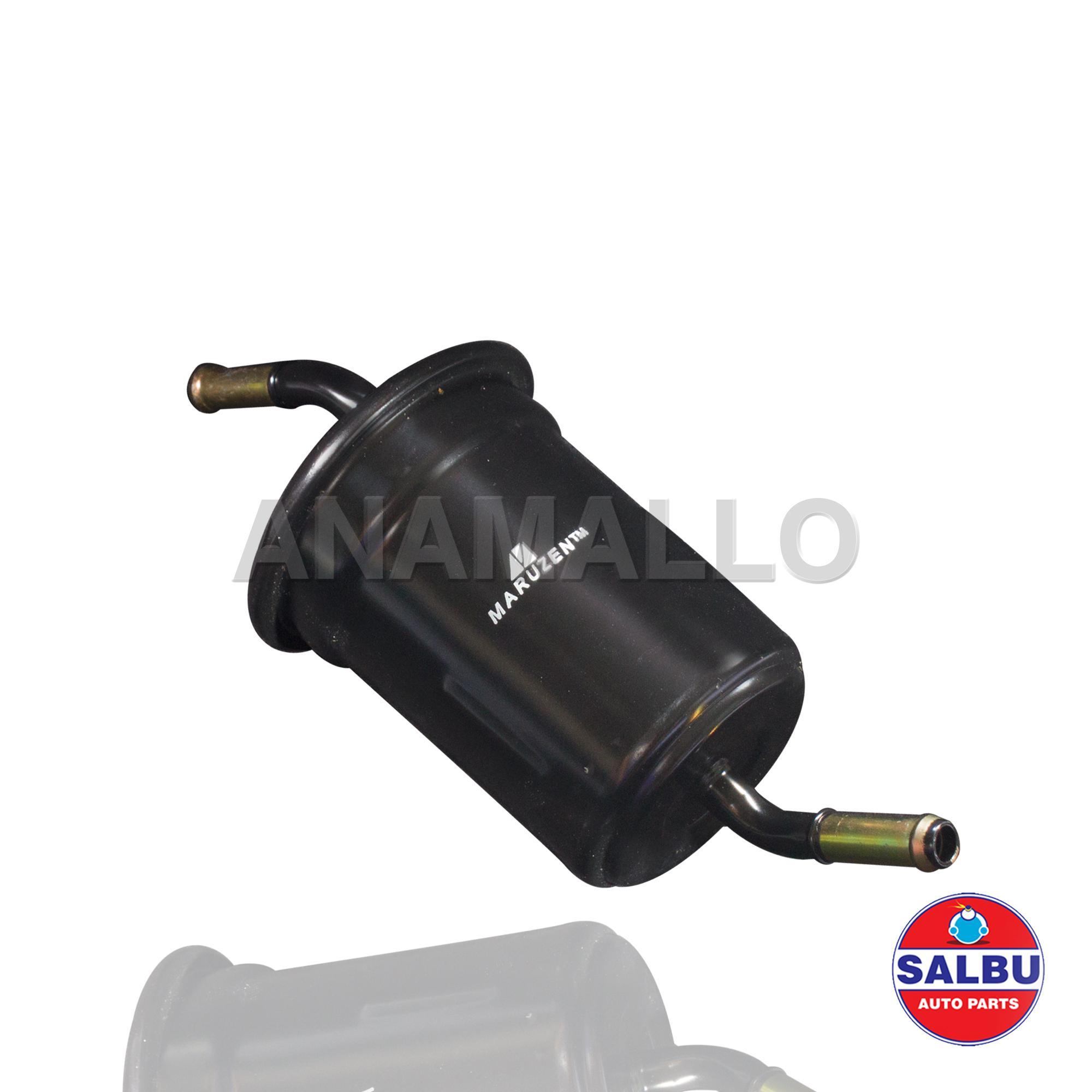 hight resolution of maruzen fuel filter b6bf 20 490 for mazda familia 323 1990 2000
