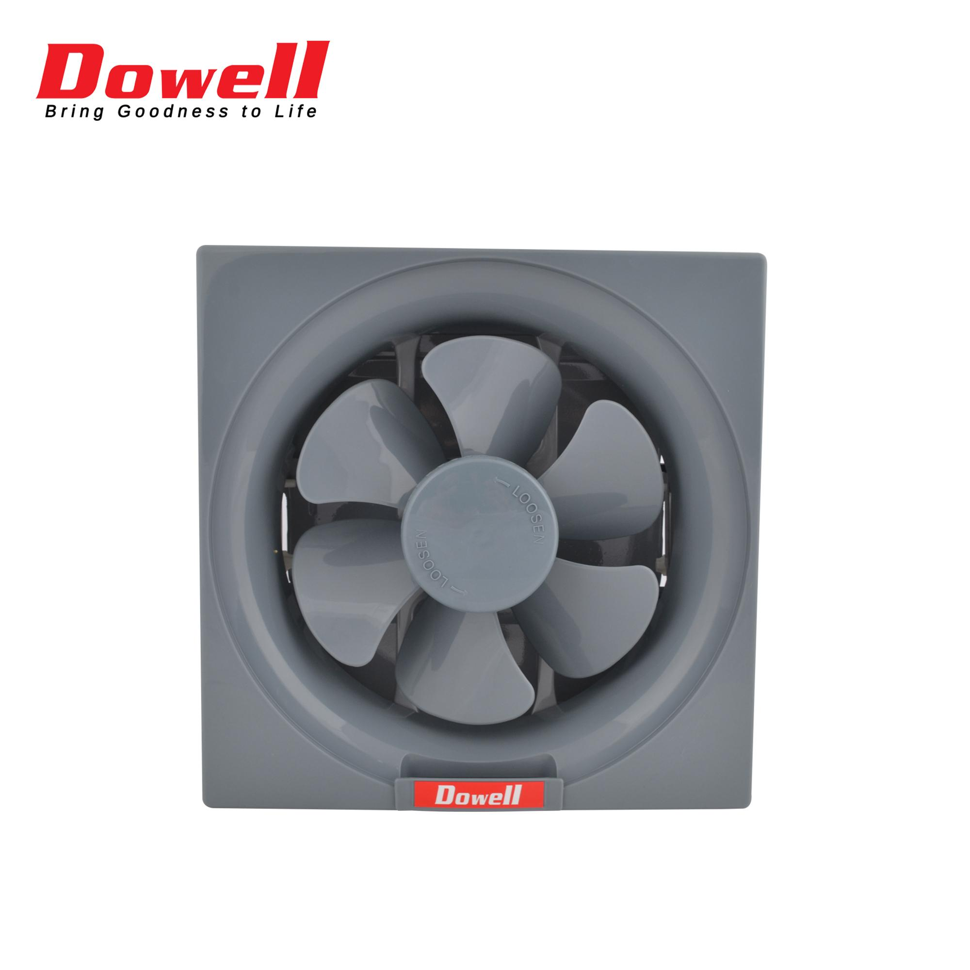hight resolution of dowell exf 06 6 wall mounted exhaust fan