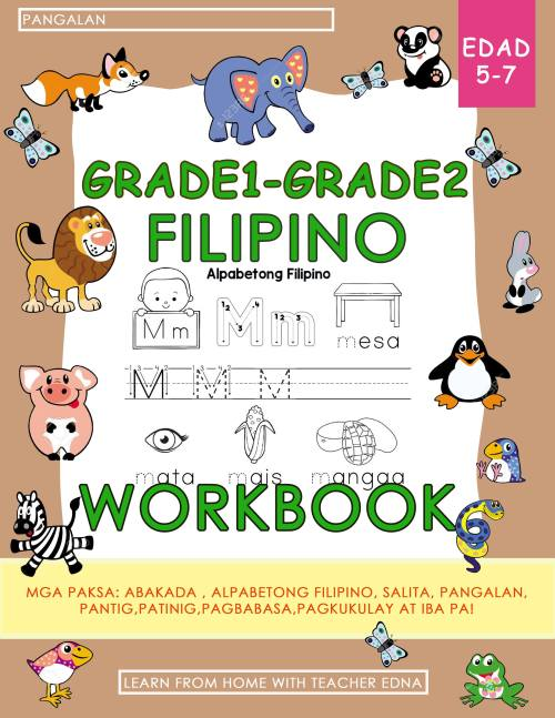 small resolution of Grade1 - Grade2 FILIPINO WORKBOOK   Lazada PH