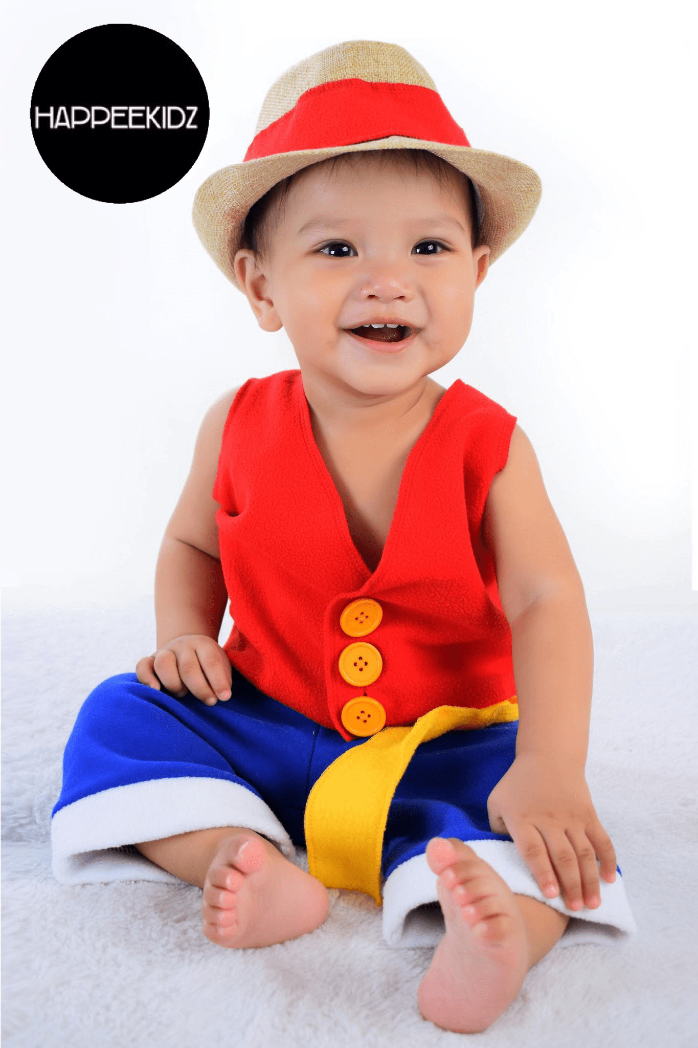 Shop luffy clothing for babies from talented designers at spreadshirt. Monkey D Luffy Kids Costume Lazada Ph
