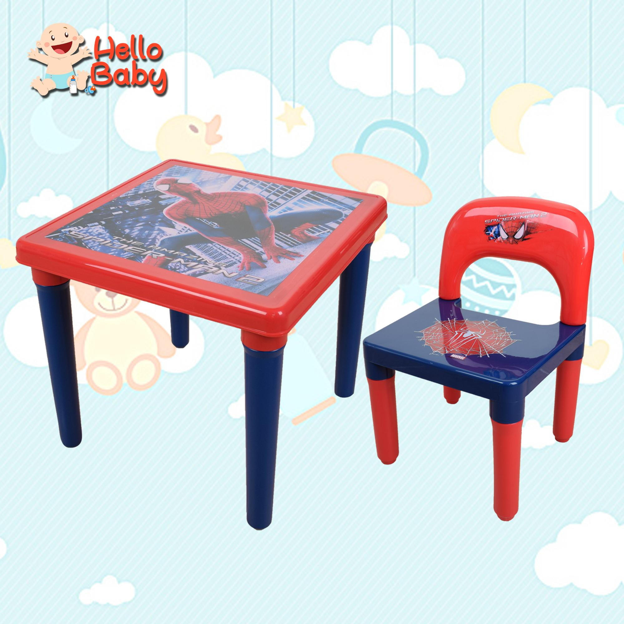 Personalized Chairs For Baby Hello Baby Vf0318 Character Table And Chairs