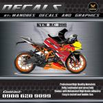 Ktm Rc 200 Buy Sell Online Decals Emblems With Cheap Price Lazada Ph