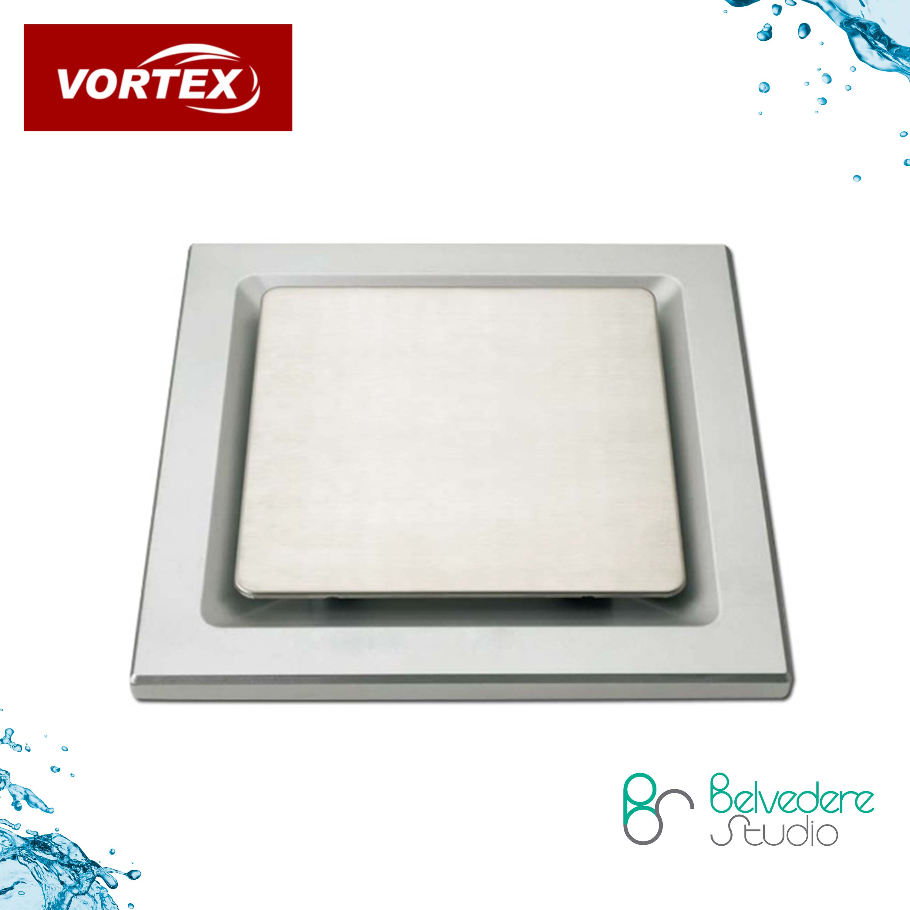 vortex silver ducted exhaust fan