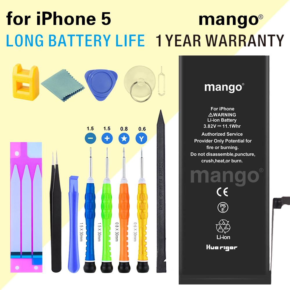 medium resolution of mango c for iphone 5 not 5s 5c battery replacement new