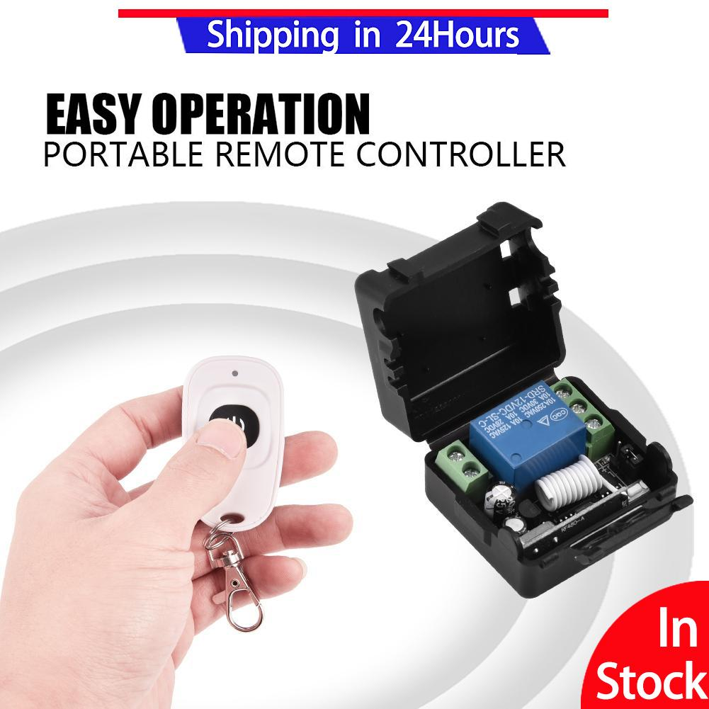 hight resolution of  buy 1 get 1 free remote control wireless relay remote control switch dc 12v
