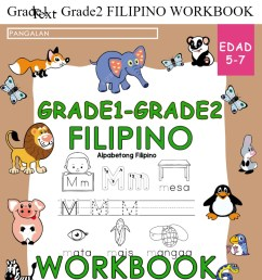 Grade1 - Grade2 FILIPINO WORKBOOK   Lazada PH [ 1000 x 960 Pixel ]