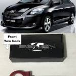Toyota Vios Front Tow Hook Red 2008 2012 Lazada Ph