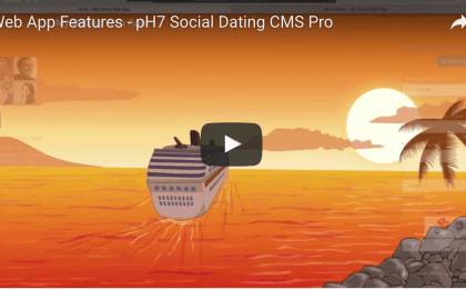 Social Dating Mobile App