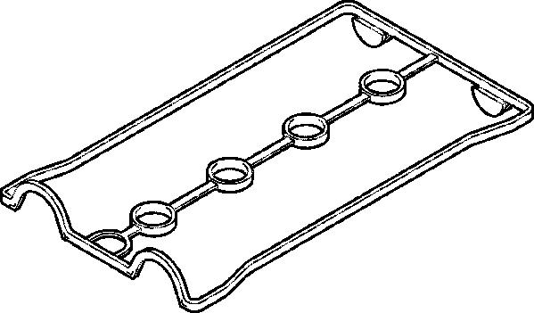 ELRING 457.250 Gasket, Cylinder Head Cover for Daewoo
