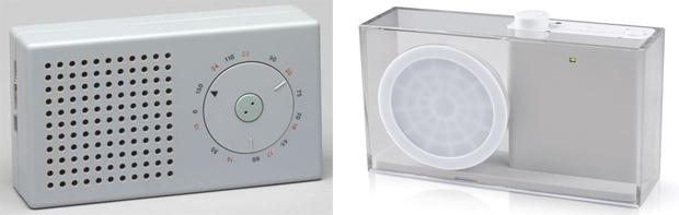Did Dieter Rams's T3 Inspire This New Radio?  Design