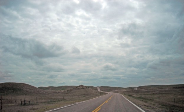 Highway 2 through Nebraska