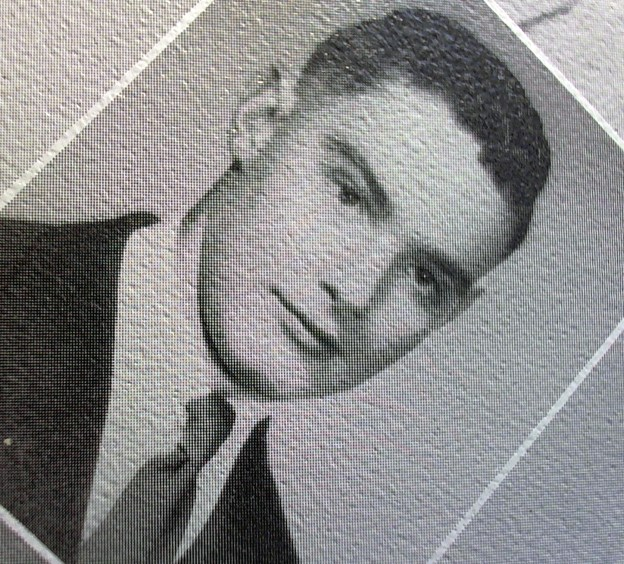Ronald Coker [1965 Alliance High School annual]